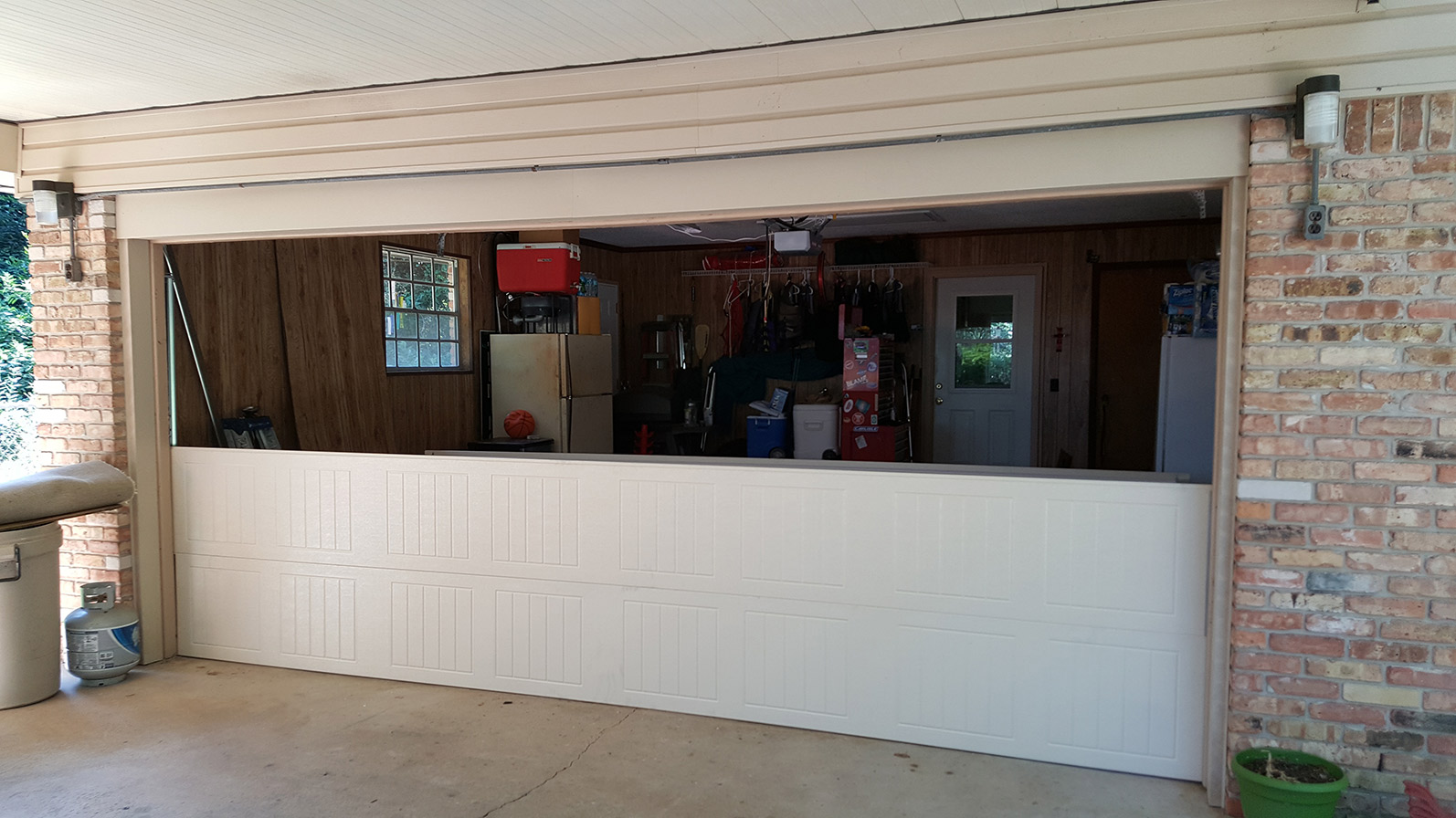 destin garage door installation